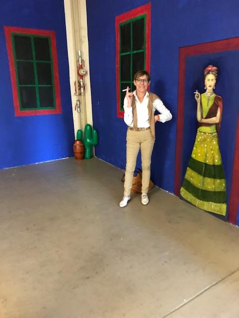 Frida et moi 13 mai 2017