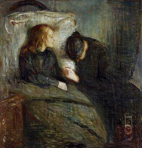 Enfantmalade Munch